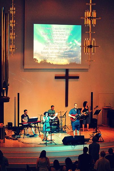 Junge Erwachsene Evangelische Kirchengemeinde