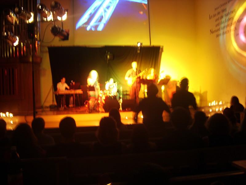 Lethbridge junge Erwachsenen Kirche